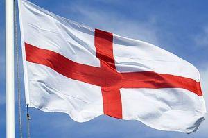 Cross of St George flag