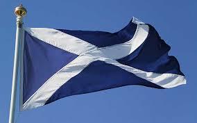St Andrew's flag